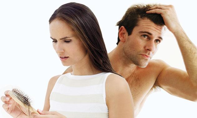 ¿Es normal la caída del cabello en la mujer?